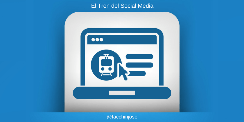 7 Beneficios de no perder el Tren del Social Media