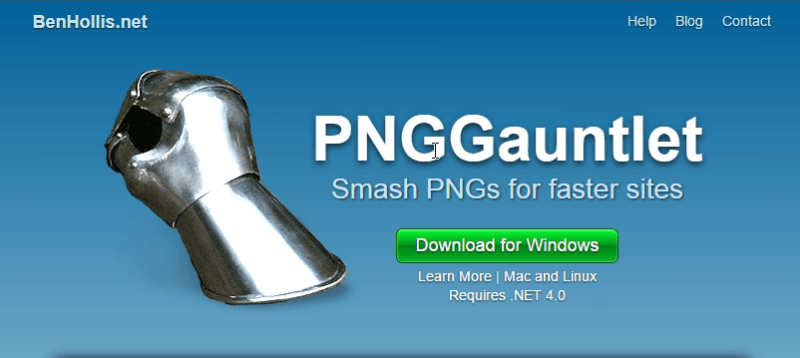 PNGGauntlet - Tool to compress photos, Free Tools To Compress Or Resize Photos Without Losing Image Quality