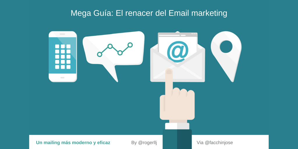 Mega Guía: el renacer del Email marketing By @rogerllj