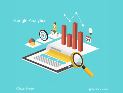 "Google Analytics en español ""Mega tutorial de analítica web para novatos"""