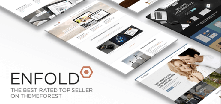 Enfold - Los mejores themes WordPress