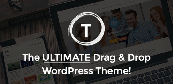 Total - Los mejores themes WordPress