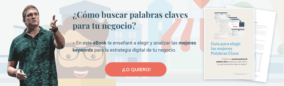 ¡Descarga mi eBook de palabras clave!