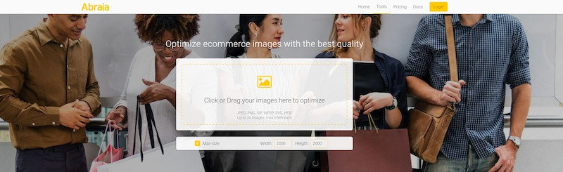 Abraia.me: Smart web Image and Video Optimization