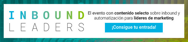 "Apúntate al Evento ""Inbound Leaders"""