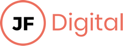 JF Digital - Logo