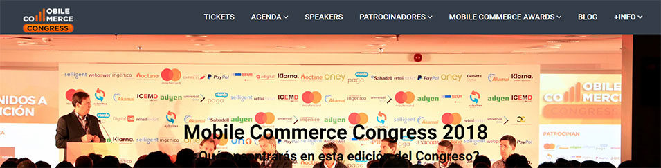 Mobile Commerce Congress 2018