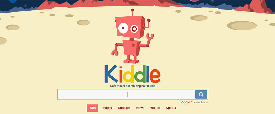 Kiddle, Internet search engine for children