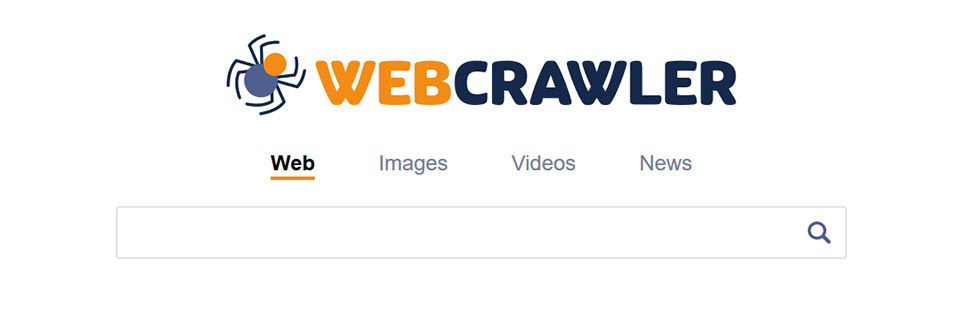 Webcrawler, a historical Internet search engine