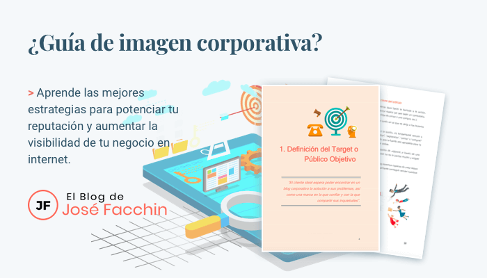 JF Digital - Recursos - eBook Imagen Corporativa