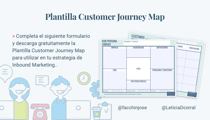 JF Digital - Recursos - Plantilla Customer Journey Map