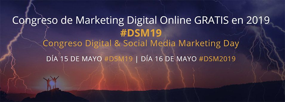 Congreso Digital & Social Media Marketing Day
