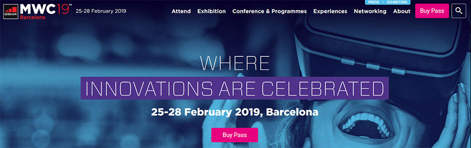 Mobile World Congress (MWC19)