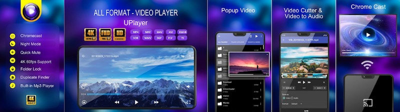UPlayer - Android