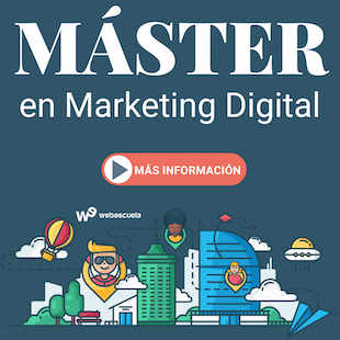 Máster Marketing Digital